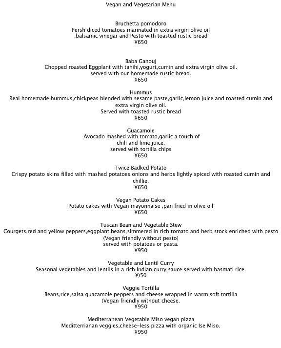 mc-loughlins-veggie-menu