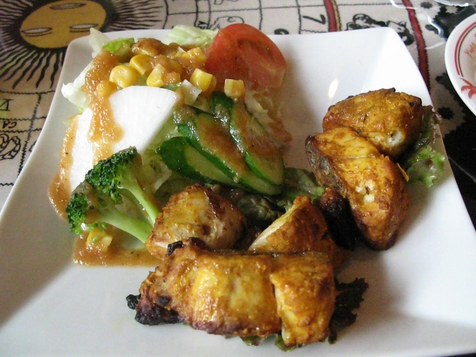 Indian Snacks - Chaat | Plated Food | Food & Drink | Pixoto