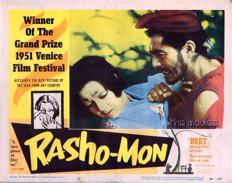 Rashomon movies in Germany