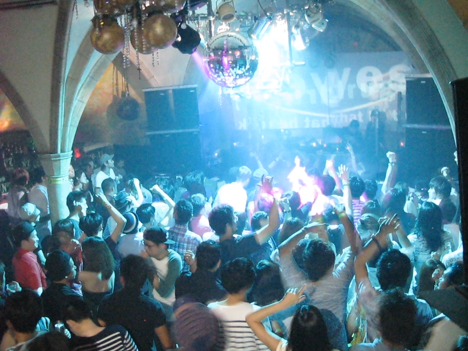 Club Party Crowd Stock Photos - Download 19,235 Royalty ...  |People Having Fun In A Club