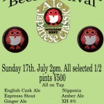 Hitachino Nest Beer Festival