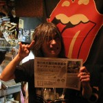 The inimitable Hako of Rock Bar ING