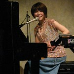 Satoko Okuda Solo & Curtains @ Urbanguild (Video)