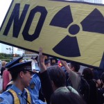 Green Action's Aileen Mioko Smith Confronts METI Minister Yukio Edano on the Fault Issue at Ohi Nuclear Power Plant