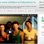 Support the TA Project! – Fundraising for the Children of Fukushima!