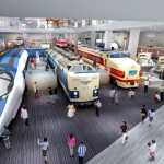 Japan's largest train museum to be built in Umekoji Park, Kyoto.