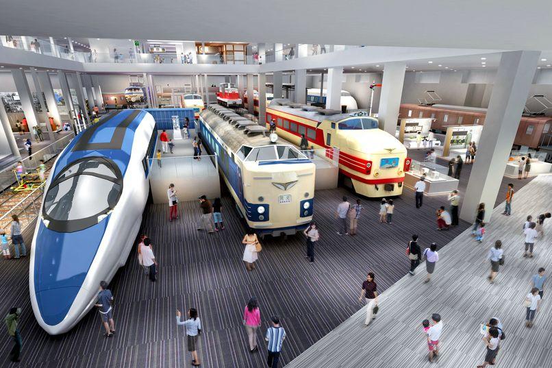 Kyoto Train Museum