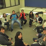 University Students Help Fukushima Evacuees in Kyoto