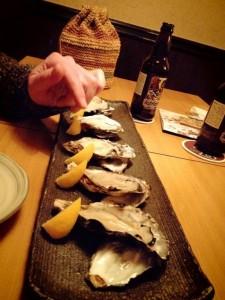 oysters (Medium)