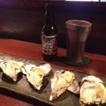 Baird Beer & Oysters at Dining Room You