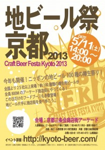 Craft Beer Festa 2013