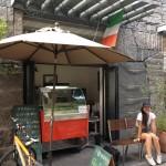 Gelato @ Ristorante Strada, Kyoto