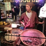 Strolling down Kyoto's Nishiki Food Market
