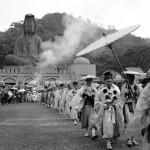 The Ryōzen Kannon, Kyoto, 1958