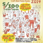 Craft Beer Festa Kyoto 2014 – May 10th @ Sanjo Shopping Arcade