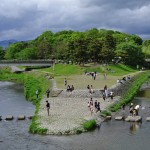 Kamogawa Musing – An Excerpt from Deep Kyoto Walks by John Dougill