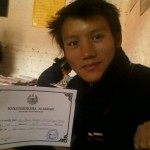Help Send a Bright Young Tibetan, Tsewang Phuntsok, to University