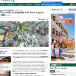 Into the Tumult – An Extract from Deep Kyoto Walks by Pico Iyer on BBC Travel!
