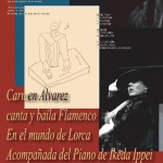 Flamenco & Piano by Carmen Alvarez & Ikeda Ippei at Bar Sesamo 8/15
