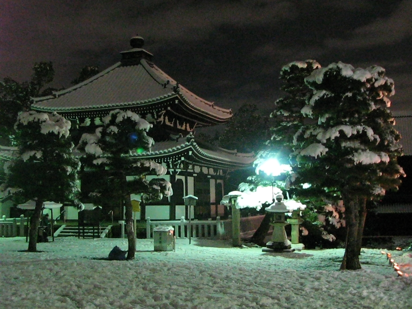 Kurodani - New Year's Eve 2010