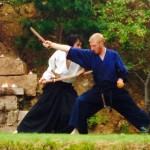 Kobudō Martial Arts Lessons in English at Kyoto Impact Hub