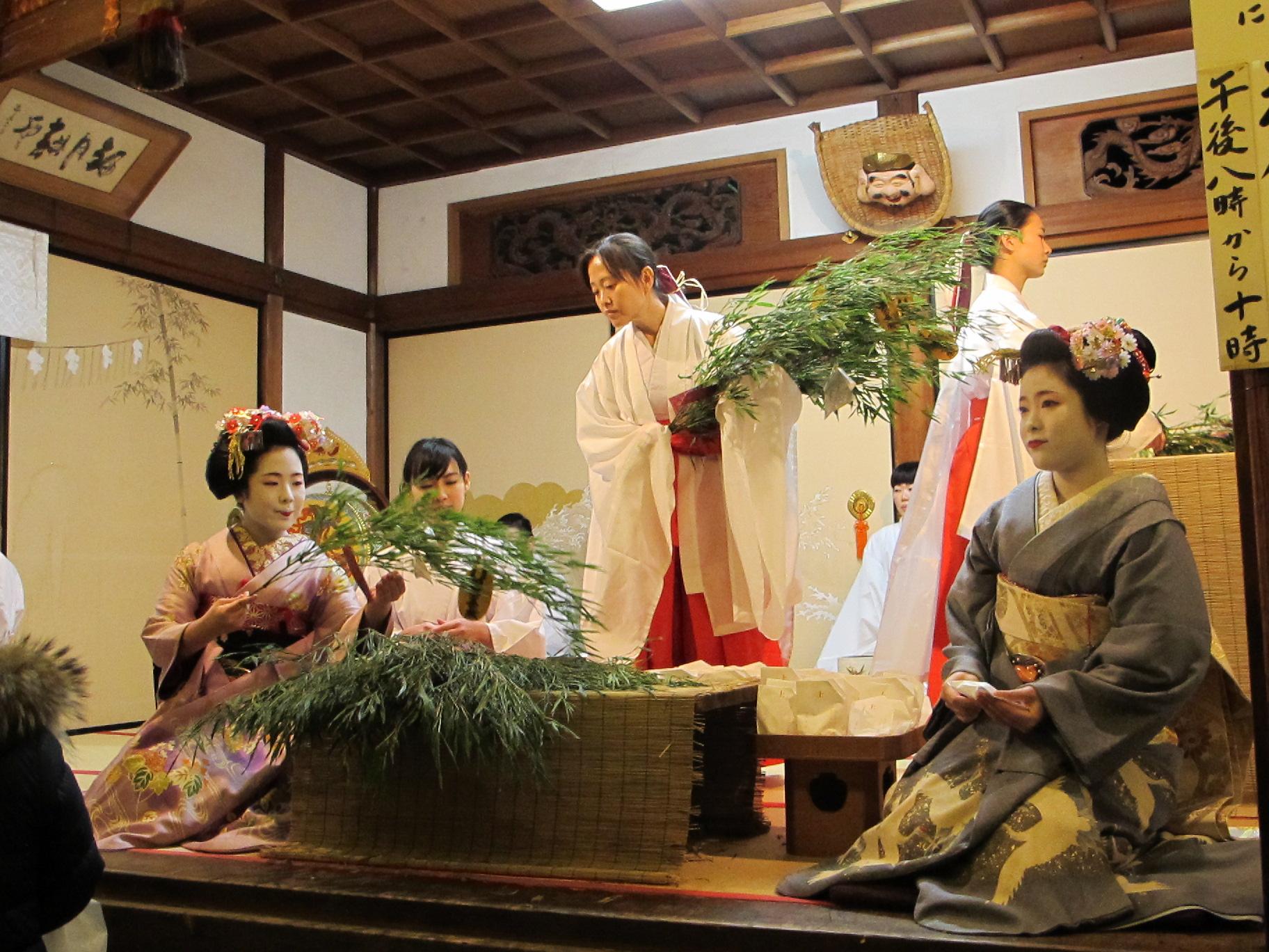 #20 Maiko from the Miyagawa district