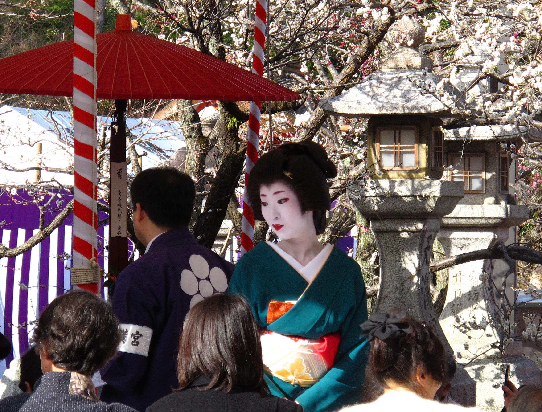 Tenmangu Geisha 2