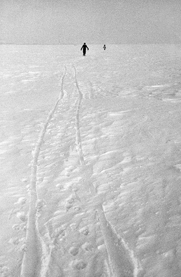 Marc Riboud, Alaska, 1958 / © Marc Riboud