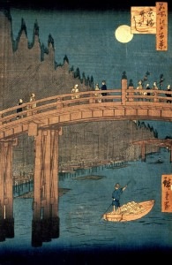 kyoto-bridge-by-moonlight-hiroshige