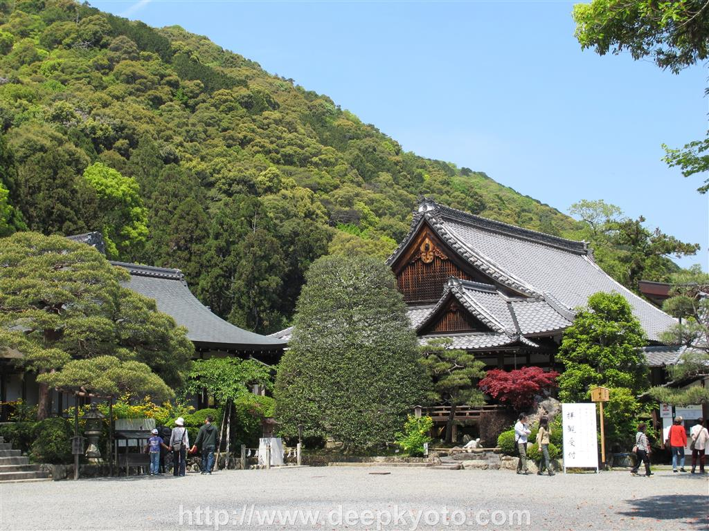 Stick to the outer grounds of the shrine if you visit Matsuo Taisha.