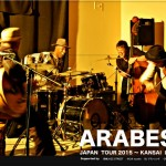Arabesk ~ Gypsy, Soul, Jazz Music @ Blue Note Kyoto; May 7th 2015
