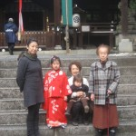 Shichi-go-san: A special ritual for child health and longevity