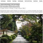 Exploring Daitoku-ji on Inside Kyoto
