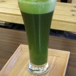 Celebrate Saint Patrick's Day with a Glass of Green Matcha Beer at Otani-Chaen Tea Shop, Inari!