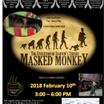 "Documentary Screening of ""Masked Monkey – The Evolution of Darwin's Theory"" at Kyoto University"