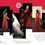 Heidi S. Durning's Tapestry – A Dance & Music Project at Urbanguild, Kyoto; November 23rd – 25th